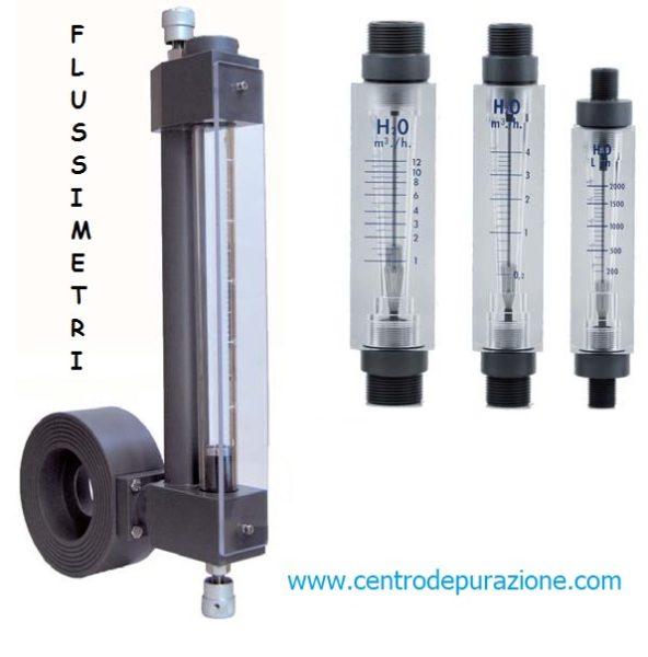 Flussimetri per acqua