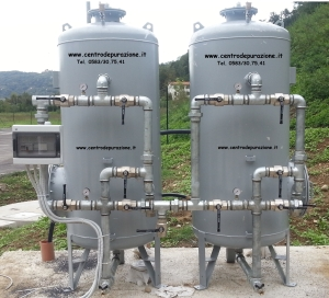 filtri carboni attivi manuali