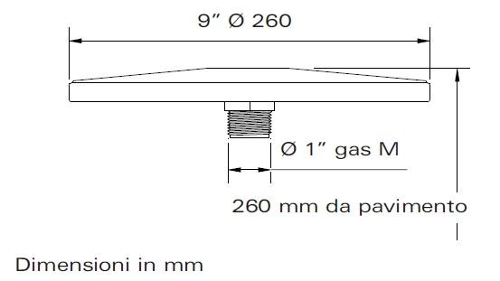 diffusore aria a membrana