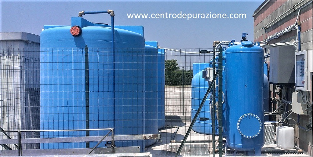 Filtri a carbone attivo per depurazione acqua