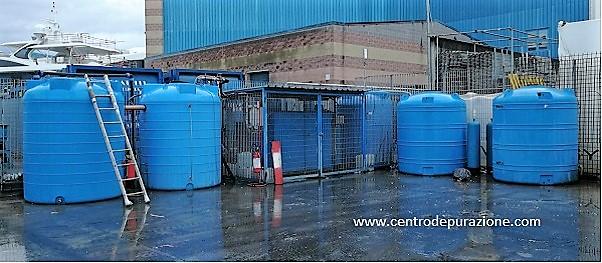 Depuratori acqua fuori terra