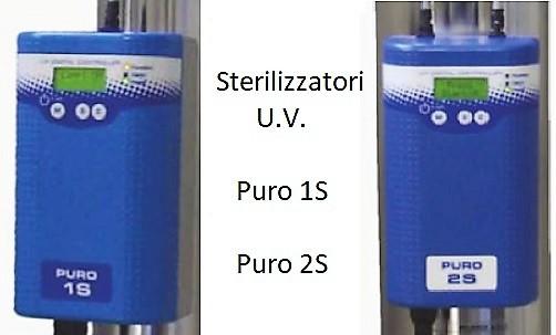 Sterilizzatorere Puro 2S