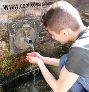Trattamento acqua di pozzo potabile